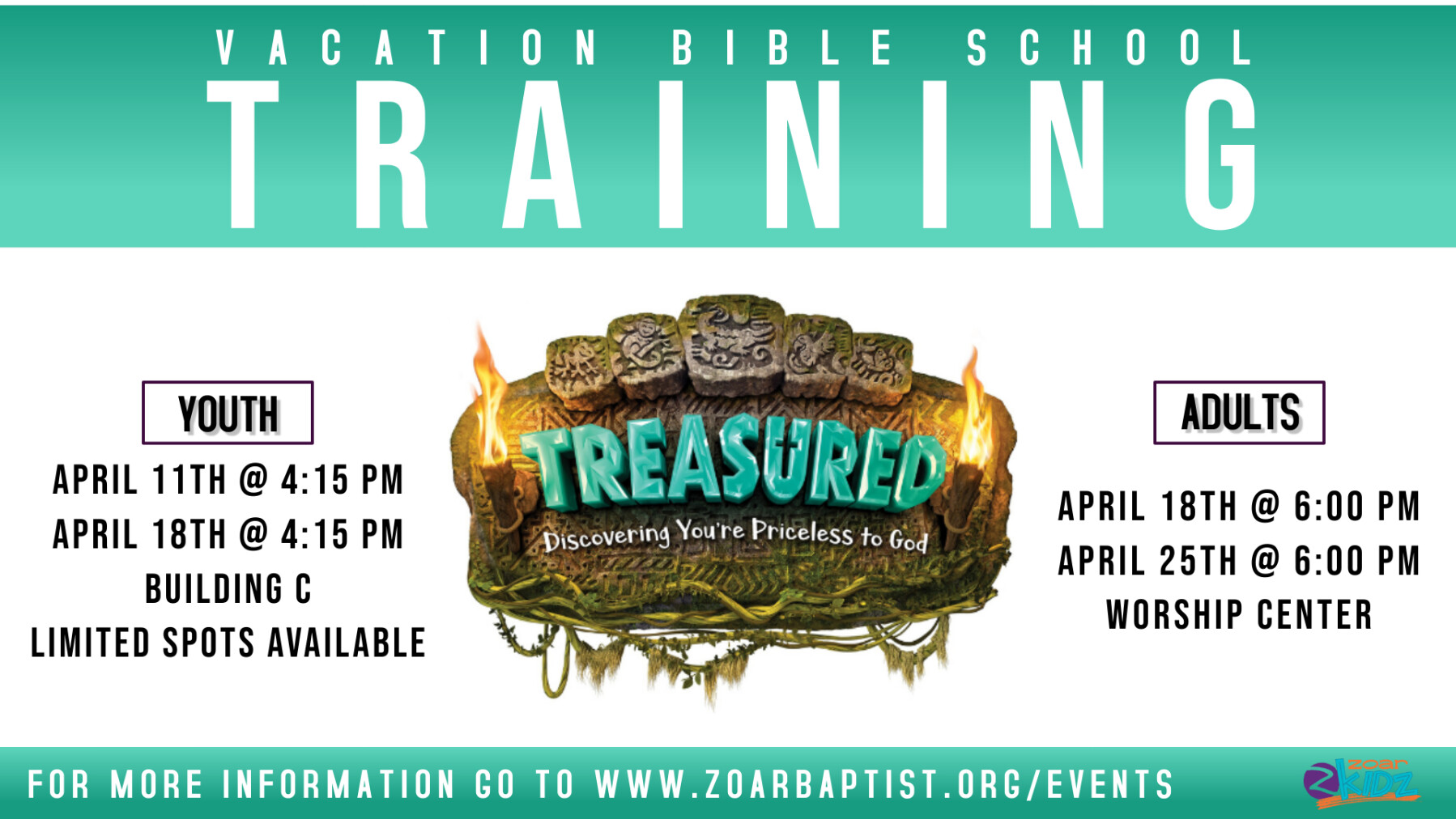 VBS Training - Adults FH